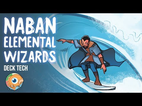 Instant Deck Tech: Naban Elemental Wizards (Pioneer)