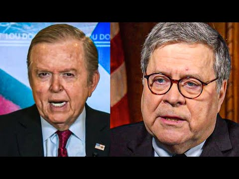 Lou Dobbs Melts Down After Bill Barr BAILS On Trump