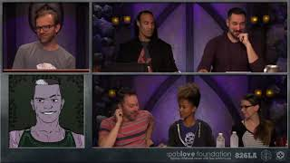 Critical Role Your Voice Actor is Showing: Sound Effect and Accent Supercut