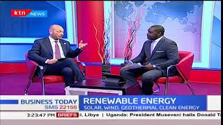 Business Today Discussion: Renewable Energy (Part 1)