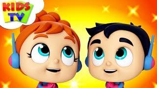 No No Song   The Supremes Cartoon Videos    Preschool Songs by Kids Tv