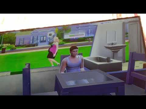 Pelataan Sims 4 (Eka video)