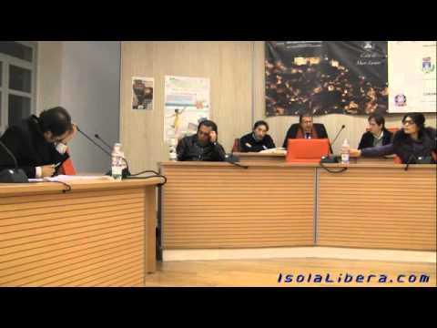 Consiglio Comunale del 20 Dicembre 2014