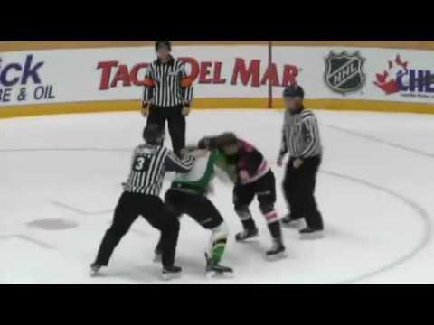Brad Morrison vs. Zack Hayes