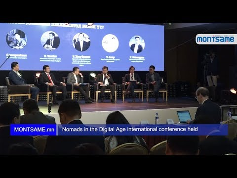 Nomads in the Digital Age international conference held