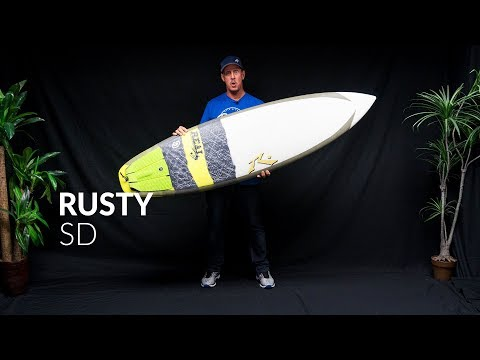 Rusty SD Surfboard Review