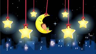 موسيقى لنوم الاطفال ♫♫♫ موسيقى هادئة لتنويم الاطفال: موسيقى نوم الاطفال - Nighty Night Lullaby