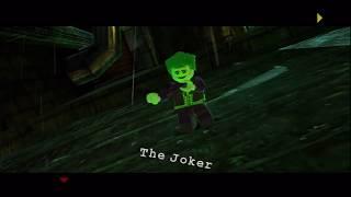 LEGO Batman 2: DC Super Heroes - Joker Gameplay and Unlock Location