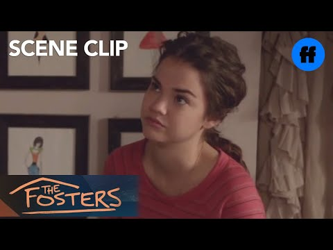 The Fosters 2.07 (Clip 'Thanks, But No Thanks')