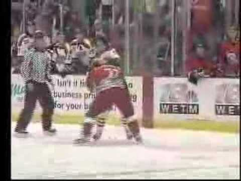 Frank Littlejohn vs. Pascal Morency
