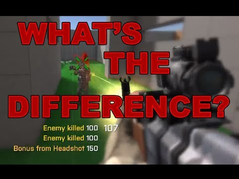SkillWarz | What's The Difference Between Me And You?