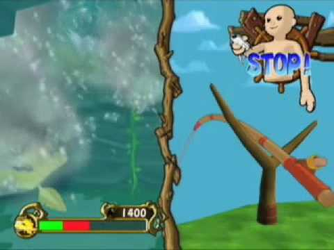 Видео № 0 из игры Zack & Wiki: Quest for Barbaros Treasure (Б/У) [Wii]
