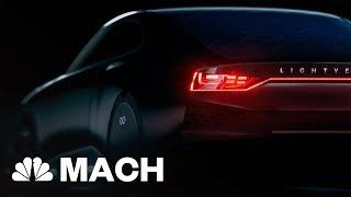 Lightyear: A Car That Runs On Sunshine | Mach | NBC News