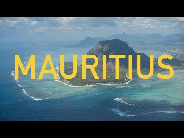Vídeo de viajes en Mauricio