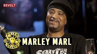 Marley Marl   Drink Champs (Full Episode)