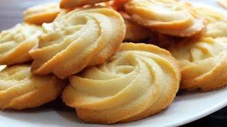 Печенье ТАЮЩИЕ МОМЕНТЫ ♥ Действительно Тает Во Рту ♥ Рецепты NK cooking
