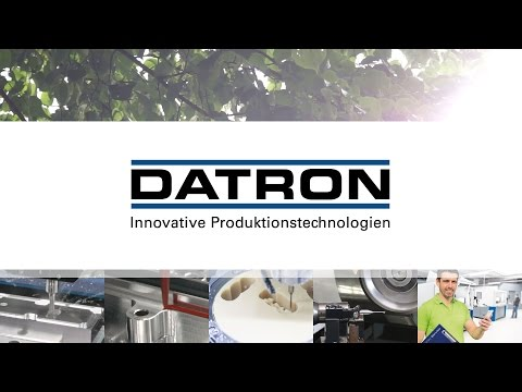Impressionen vom südhessischen Maschinenbau-Unternehmen DATRON AG (2015).