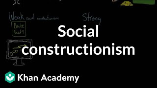 Social constructionism | Society and Culture | MCAT | Khan Academy