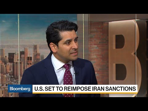 How New U.S. Sanctions May Impact Iran's Economy, Global Oil Market