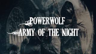 [HQ] Powerwolf - Army of the Night (First Version) [Lyrics]
