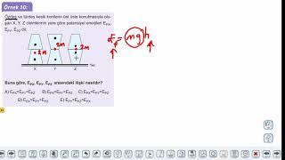 Eğitim Vadisi 11.Sınıf Fizik 9.Föy Enerji ve Hareket 2 Konu Anlatım Videoları