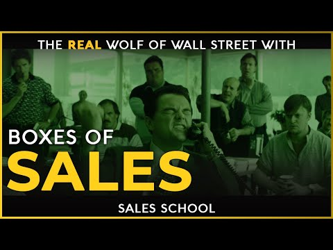 Boxes Of Sales   Free Sales Training Program   Sales School ...