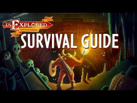 Unexplored: Unlocked Edition | Survival Guide thumbnail