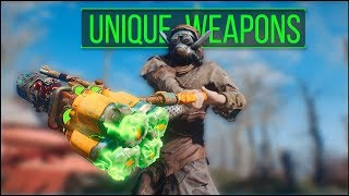 Fallout 4: Top 5 Secret and Unique Weapons You May Have Missed in the Wasteland – Fallout 4 Secrets