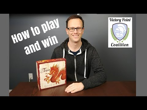 Tsuro - How to play and win