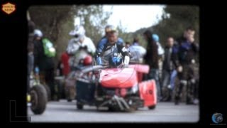preview picture of video 'Carrilanas San Jose 2013'
