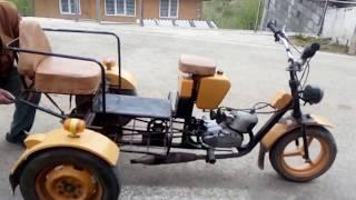 Inventie Triciclomotor Adi Lungu Inventator - Subtitle English