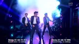 Anton Ewald - Begging (Melodifestivalen 2013)