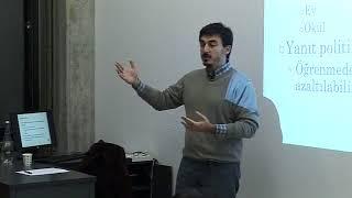 SEÇBİR Konuşmaları 31: M. Alper Dinçer – Türkiye'de Dezavantajlı Okullarda Eğitim – 26.11.2013