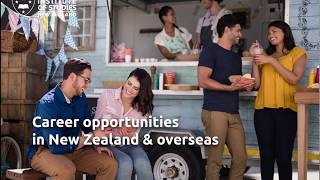How to work in or operate in a Cafe business in New Zealand?