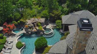 FlyWorx.co: Atlanta Country Club Estate - Berkshire Hathaway - 410 Oakmont Cir, Marietta, GA 30067