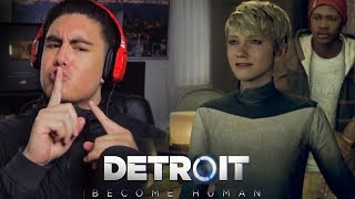 EVERYTHING'S PERFECTLY FINE..NOTHING SUSPICIOUS HERE SIR | Detroit: Become Human [9]