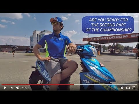 ALEX RINS BRNO MotoGP™ VIDEO PREVIEW