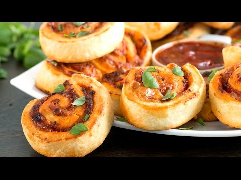 Pizza Pinwheels Recipe