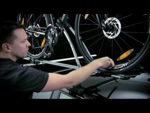 Thule FreeRide 532 kerékpártartó tetőre