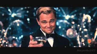 """The Great Gatsby story (Lana Del Rey """"Young and Beautiful"""")"""