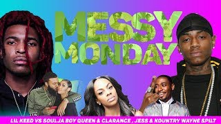 DRAMA ALERT! SOULJA BOY vs LIL KEED, QUEEN NAIJA & MORE |MessyMonday