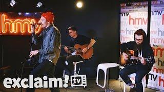 "Neck Deep - ""Gold Steps"" (Acoustic) LIVE at HMV Underground | No Future"
