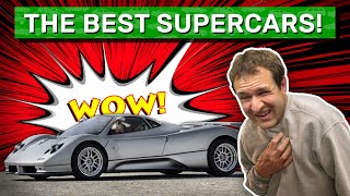 Here Are My 7 Favorite Supercars (And a Few I Don't Like as Much)
