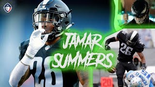 Jamar Summers   Birmingham Iron   AAF Highlights