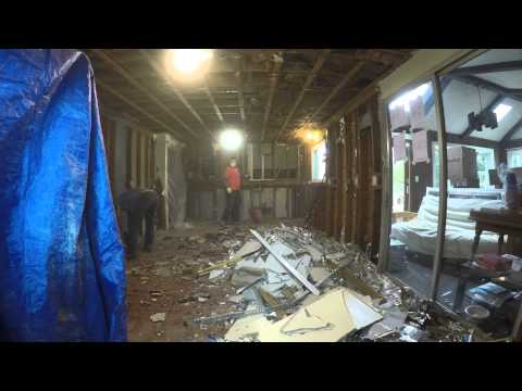 Complete Kitchen Remodel Time Lapse - Bay State Refinishing & Remodeling