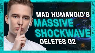 League Mixtape : « MAD Humanoid's FINALS Shockwave »