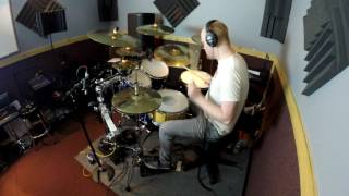 Brandon Flowers 'Cant Deny My Love' drum cover