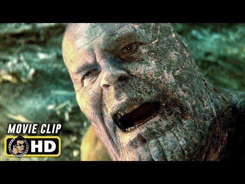 AVENGERS: ENDGAME (2019) Clip - Thor Kills Thanos [HD]