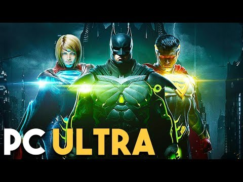 Gameplay de Injustice 2 Legendary Edition