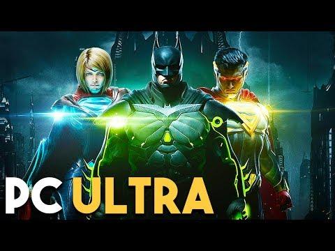 Gameplay de Injustice 2